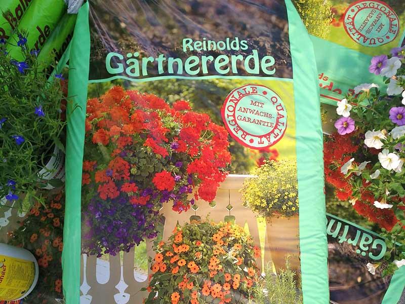 Reinold's Blumenerde
